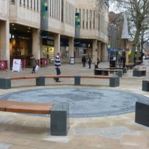 'Clare Square' officially opened