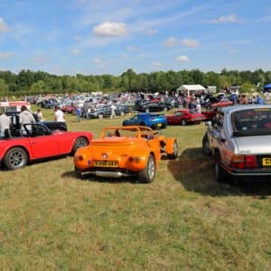The 15th Maxey Classic and Thoroughbred Car, Motorcycle and 4x4 Show.