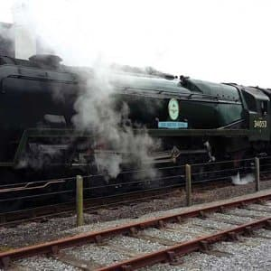 40 years of the Nene Valley Railway