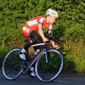 Glinton resident has been recruited by an elite women's cycling team