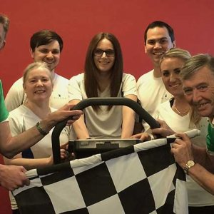 City law firm saddles up to support charity cycle ride this summer