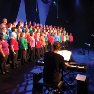 SING FOR LIFE 2019: 40 WOMEN WANTED!