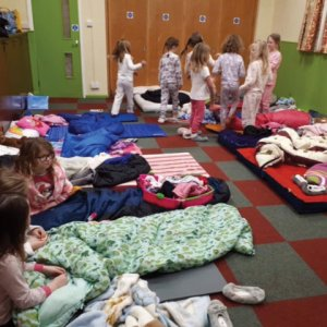 A Night of Memories for 1st Glinton Rainbows